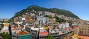 PANORAMIC PHOTOGRAPHY PICTURES GIBRALTAR